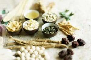 Chinese medicinal food and dietary