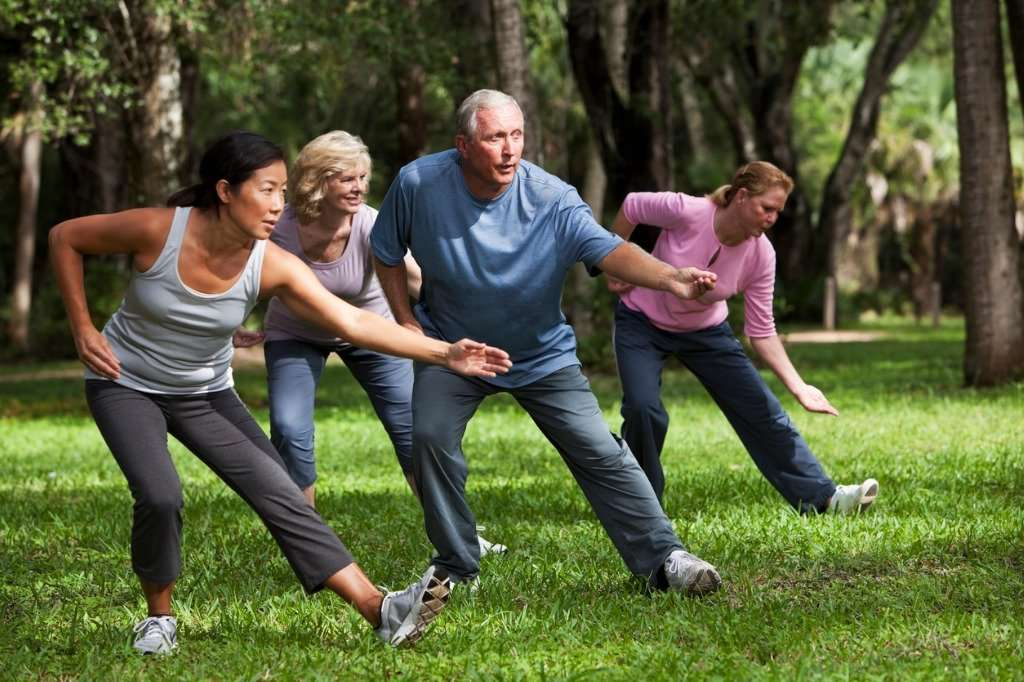Tai Chi and health cultivation